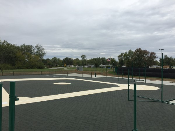 Miracle League Flooring by Sofscape