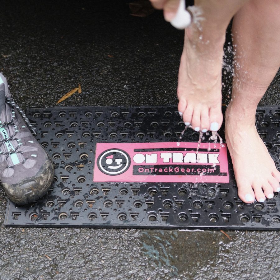 OnTrackGear Slef Draining mat